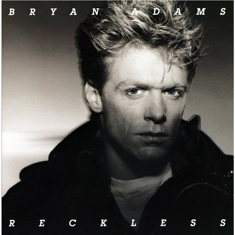 Bryan Adams - Reckless on 2LP - direct audio