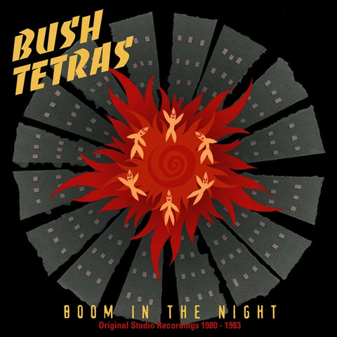 Bush Tetras - Boom In The Night on LP + MP3 Download - direct audio