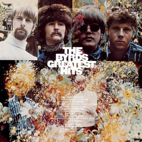 The Byrds - The Byrds Greatest Hits on Limited Edition 180g LP - direct audio