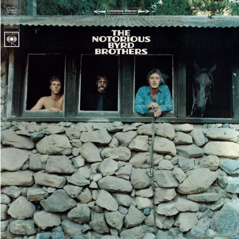 The Byrds - The Notorious Byrd Brothers on 180g Mono LP - direct audio