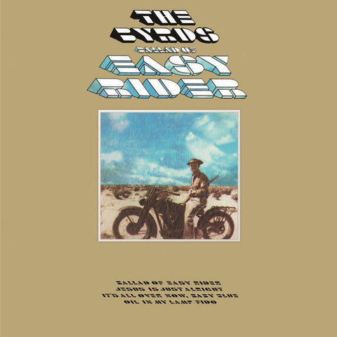 The Byrds - Ballad Of Easy Rider on Limited Edition 180g LP - direct audio