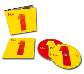 The Beatles - 1 on CD + DVD - direct audio