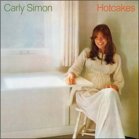 Carly Simon - Hotcakes on Limited Edition 180g LP - direct audio