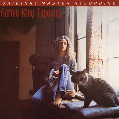 Carole King - Tapestry on Numbered Limited-Edition 180g LP from Mobile Fidelity - direct audio