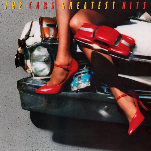 The Cars - The Cars Greatest Hits on Limited Edition 180g LP - direct audio - 1