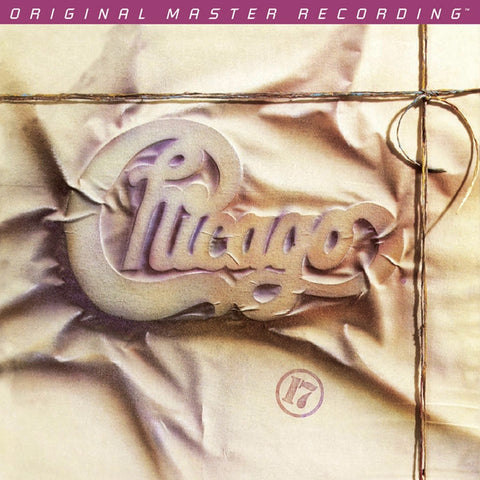Chicago - 17 on Numbered Limited Edition Gold CD from Mobile Fidelity - direct audio