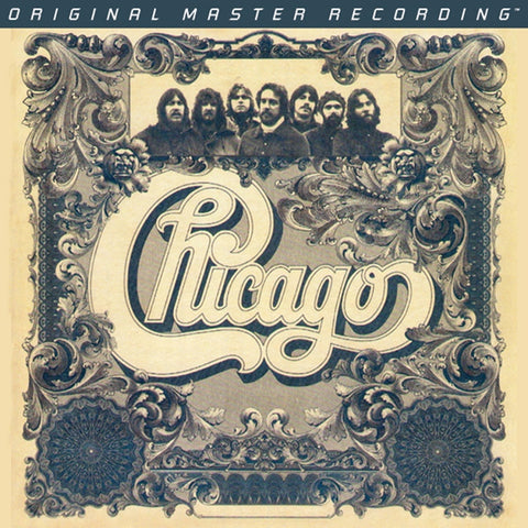 Chicago - Chicago VI on Numbered Limited Edition Hybrid SACD from Mobile Fidelity - direct audio