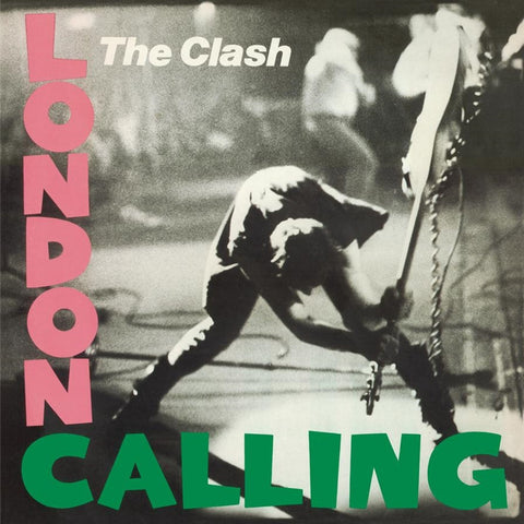 The Clash - London Calling on 180g 2LP - direct audio