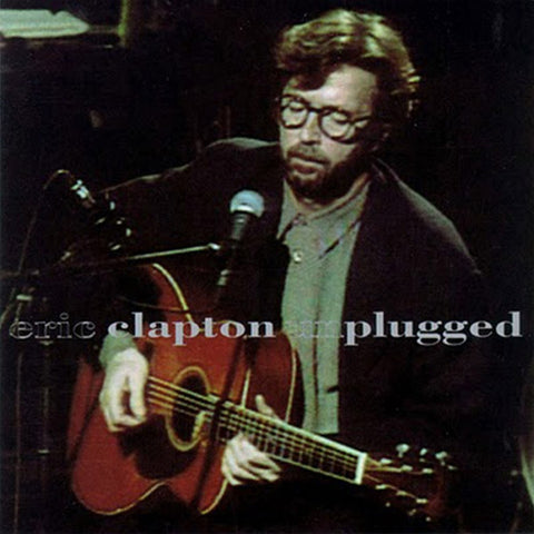 Eric Clapton - Unplugged 180g Vinyl 2LP - direct audio