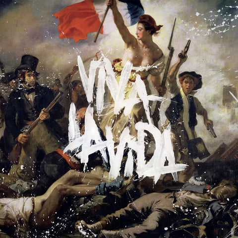 Coldplay - Viva La Vida Or Death And All His Friends LP - direct audio