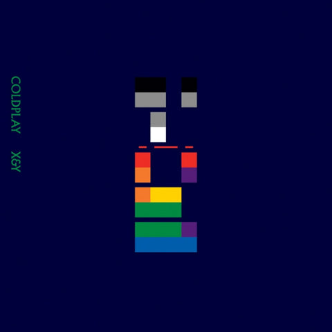 Coldplay - X & Y 2x 180g LP - direct audio