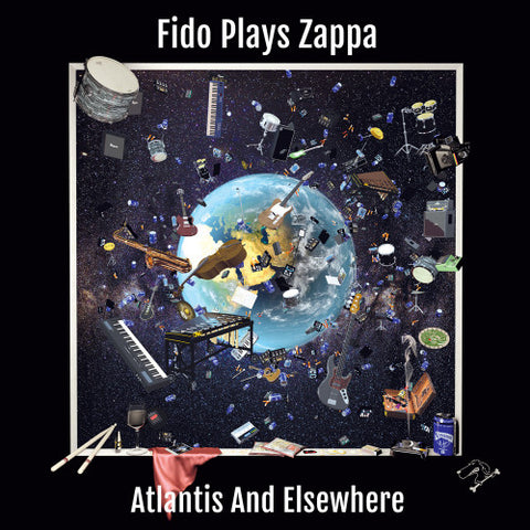 Fido Plays Zappa - Atlantis & Elsewhere Import Vinyl 2LP - direct audio