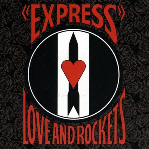 Love And Rockets - Express on Numbered Limited Edition Colored LP - direct audio