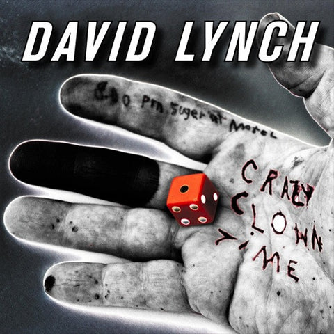 David Lynch - Crazy Clown Time on 2LP - direct audio