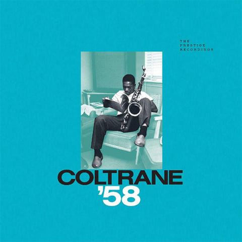 John Coltrane - Coltrane '58: The Prestige Recordings 5CD Box Set