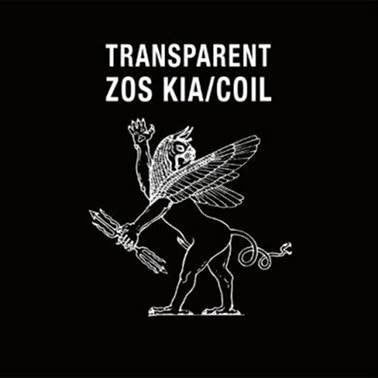 Zos Kia/Coil - Transparent Vinyl 2LP (Out Of Stock) Pre-order - direct audio