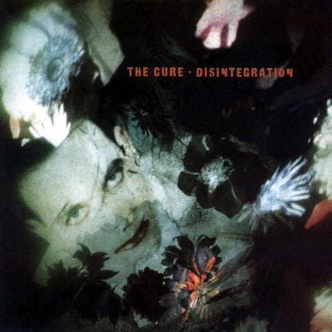 The Cure - Disintegration on 180g 2LP Set - direct audio
