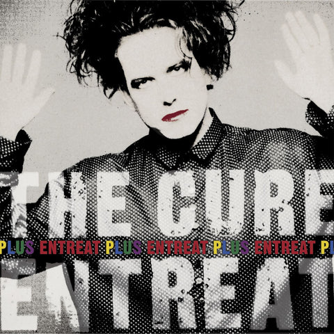 The Cure - Entreat Plus on 180g 2LP - direct audio
