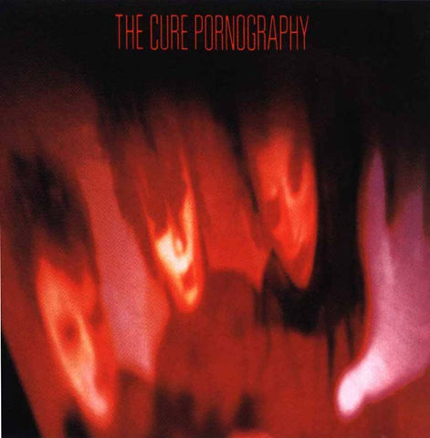 The Cure - Pornography: Deluxe on Limited Editon 180g Import 2LP - direct audio