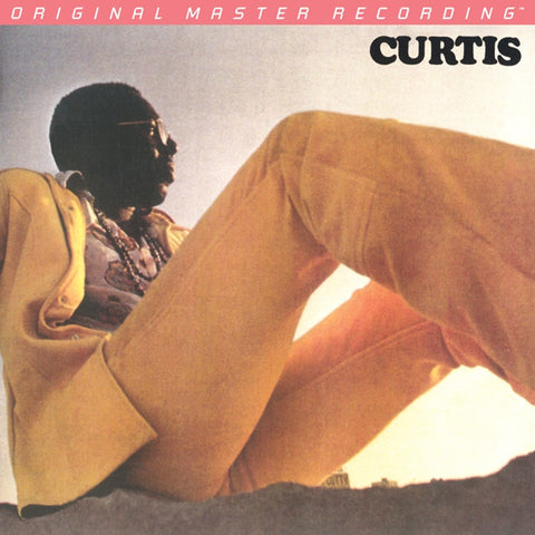 Curtis Mayfield - Curtis on Numbered Limited-Edition 24K Gold CD from Mobile Fidelity - direct audio
