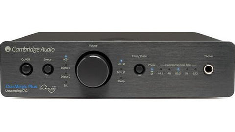 Cambridge Audio - DACMagic Plus 24/192 DAC - direct audio - 1