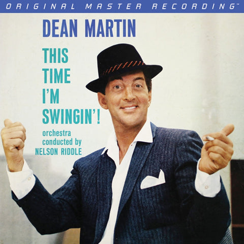Dean Martin - This Time I'm Swingin'! on Numbered Limited Edition Hybrid SACD from Mobile Fidelity - direct audio
