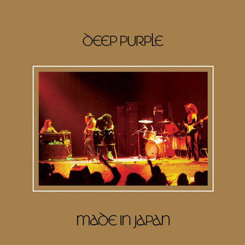 Deep Purple - Made In Japan 180g Vinyl 2LP - direct audio