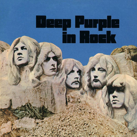 Deep Purple - Deep Purple In Rock on Limited Edition 180g LP - direct audio