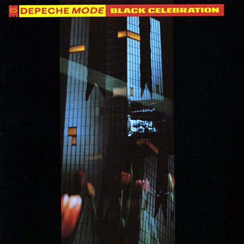 Depeche Mode - Black Celebration 180g Vinyl LP (Out Of Stock) - direct audio