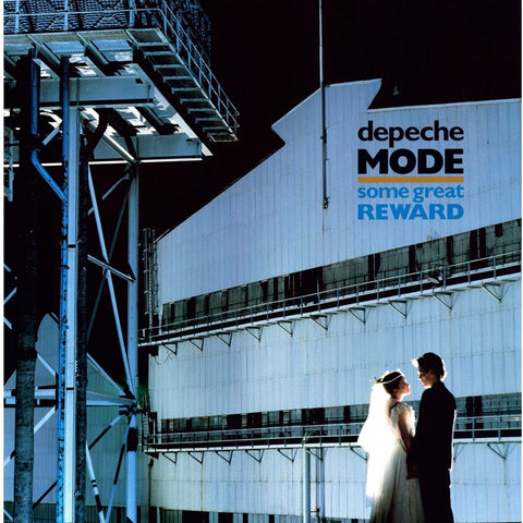 Depeche Mode - Some Great Reward 180g LP - direct audio