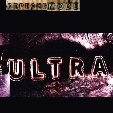Depeche Mode - Ultra 180g Vinyl LP (Out Of Stock) - direct audio