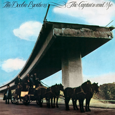 The Doobie Brothers - The Captain and Me on Limited Edition 180g Vinyl LP - direct audio