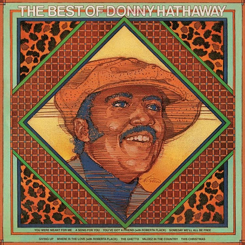 Donny Hathaway - The Best Of Donny Hathaway on Limited Edition 180g LP - direct audio