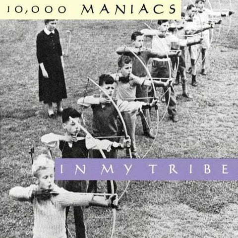 10,000 Maniacs - In My Tribe 180g Vinyl LP (Awaiting Repress) - direct audio
