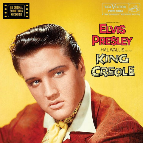 Elvis Presley - King Creole Colored 180g Vinyl LP