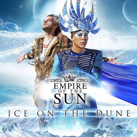 Empire Of The Sun - Ice On The Dune on LP - direct audio