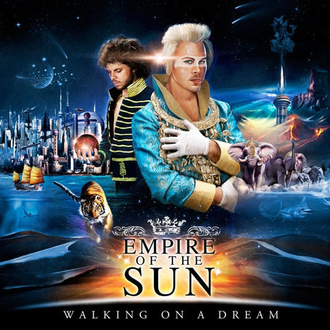 Empire Of The Sun - Walking On A Dream on Limited Edition Colored LP - direct audio