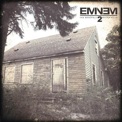 Eminem - The Marshall Mathers LP 2 on Vinyl 2LP - direct audio