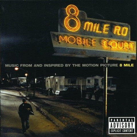 Eminem - 8 Mile: Music From And Inspired By The Motion Picture Vinyl 2LP - direct audio