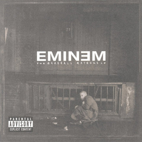 Eminem - The Marshall Mathers LP Reissued 180g Vinyl 2LP (Out Of Stock) Pre-order - direct audio
