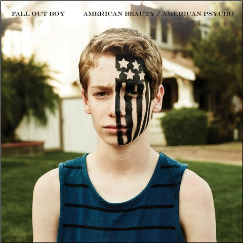 Fall Out Boy - American Beauty/American Psycho on LP - direct audio