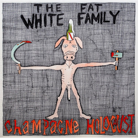 The Fat White Family - Champagne Holocaust Vinyl LP (Special Order) - direct audio