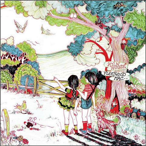 Fleetwood Mac - Kiln House LP - direct audio