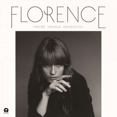 Florence + The Machine - How Big, How Blue, How Beautiful Vinyl 2LP - direct audio