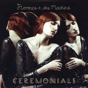 Florence And The Machine - Ceremonials on 2LP - direct audio