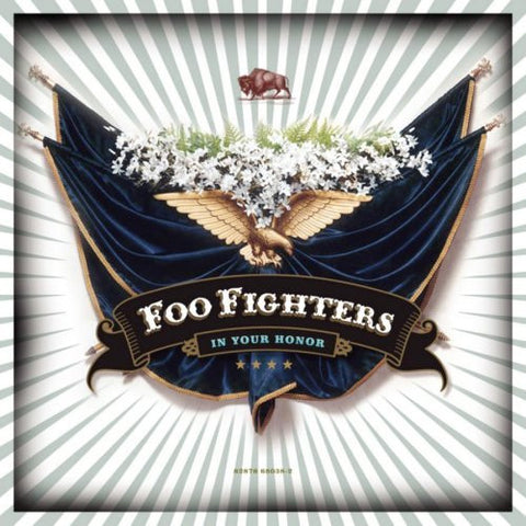 Foo Fighters - In Your Honor on 2LP + Download Card - direct audio