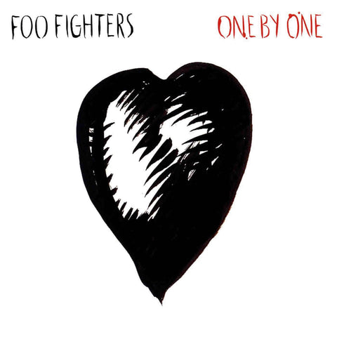 Foo Fighters - One By One on 2LP + Download Card - direct audio