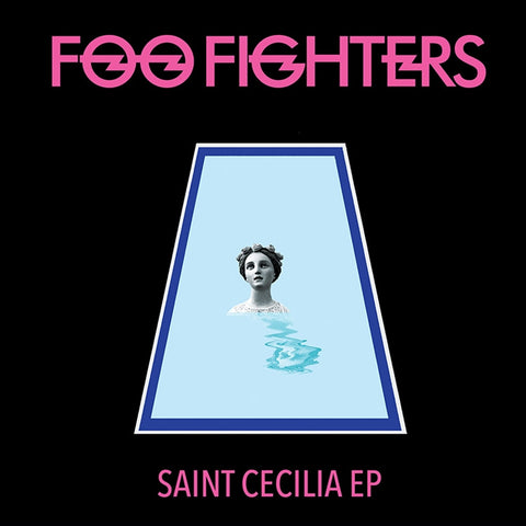 "Foo Fighters - Saint Cecilia EP 12"" Vinyl + Download - direct audio"