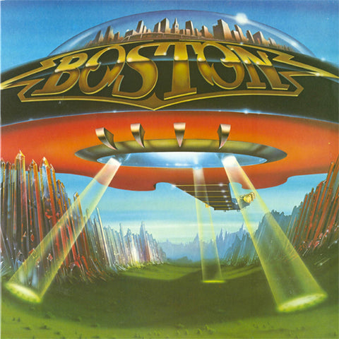 Boston - Don't Look Back Colored 180g Vinyl LP
