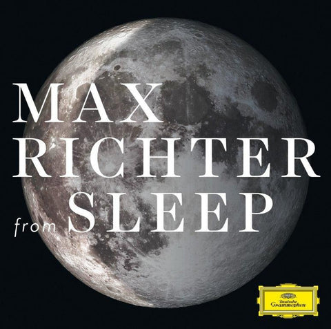 Max Richter - From Sleep Colored 180g Vinyl 2LP + Download - direct audio